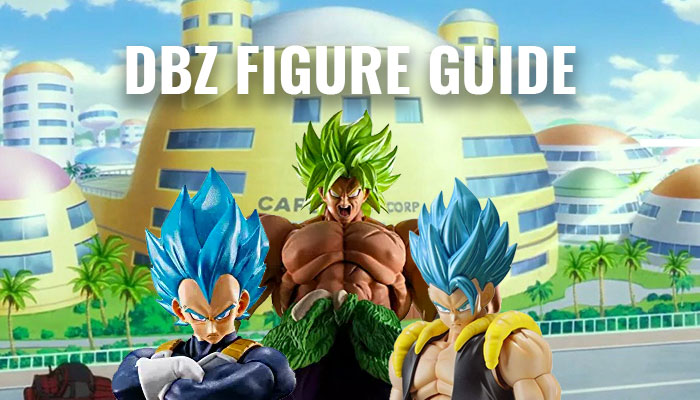 Dragon Ball Z Figure Guide