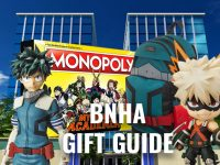 My Hero Academia Gift Guide 2021