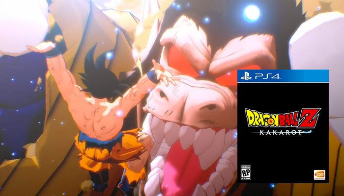 Dragon Ball Z: Kakarot - Game Project Z Pre-Order