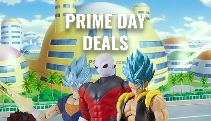 DBZ Prime Day Deals