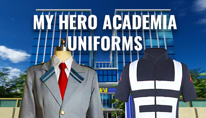My Hero Academia School Uniforms